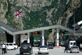 Замминистра транспорта РА: Ситуация на КПП «Верхний Ларс» стабилизировалась
