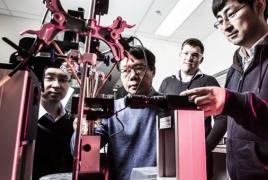 Researchers create liquid metal heartbeat