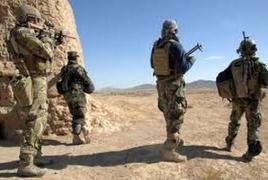 Gunbattles in Afghanistan as military clears govt. building from militants