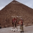 4,500-year-old houses discovered near Giza pyramids