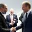 "Armenia revolution was ""extraordinary and European"" - Tusk"