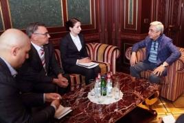 Սերժ Սարգսյան․ ՀՀԿ-ն շարունակելու է իր ներգրավումը բոլոր միջազգային ձևաչափերում