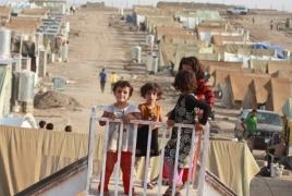 Armenia sends 30 tons of humanitarian aid to Syria