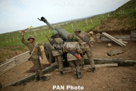 Karabakh army updates situation on contact line in the past week