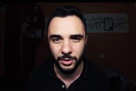 Ադրբեջան այցելած հայազգի բլոգերն «անվտանգ կետ է հասել»