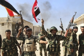 Syrian army launches major attack across west Daraa