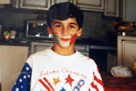 Henrikh Mkhitaryan rooted for France in 1998 World Cup