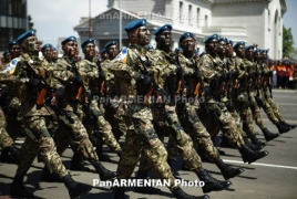 Armenian troops to participate in International Army Games 2018