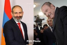 Armenia PM, first President discuss challenges, Karabakh