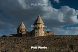 Iran's Armenian community gathers for key religious event