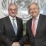 Генсек ООН впечатлен армянской революцией и последовавшими за ней реформами