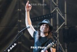 Daron Malakian honors Armenian roots in 'Dictator' album