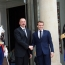 French, Azerbaijani Presidents discuss Karabakh in Paris