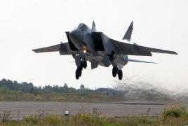 Russian jets hammer Islamic State bastion in Yarmouk Basin region