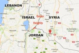 Jordan says hundreds of White Helmets arrived from Israel
