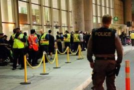 Стрельба в Торонто: 2 человека погибли, 13 ранены