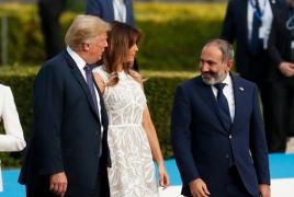 Congressional Armenian Caucus calls for Trump-Pashinyan meeting