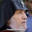 Armenia Catholicos, President express condolences over Greece fire