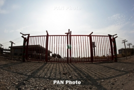 Criminal group of Afghan citizens detained on Turkey-Armenia border