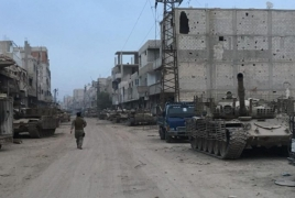 Syrian forces closing in on Islamic State stronghold in west Daraa
