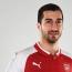 Henrikh Mkhitaryan says can't wait to play with Borussia band at Arsenal