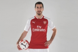 Mkhitaryan expects to go on playing attacking football at Arsenal