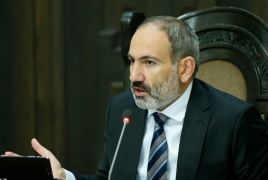 Pashinyan: Armenian side to take no intimidation in Karabakh issue