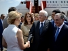 Italian President arrives in Yerevan for two-day state visit