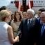 Президент Италии приехал в Армению с государственным визитом