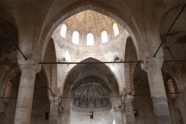 Armenian church to be restored in Turkey