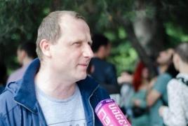 Лидер грузинской партии «Гирчи»