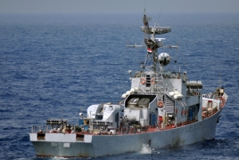 Syrian ship sanctioned by U.S. makes stop in Turkey