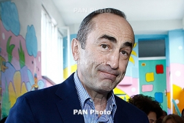 38 lawmakers sign petition to change Kocharyan's preventive measure