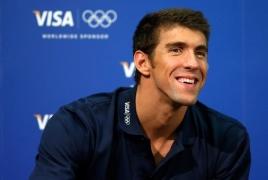 10-ամյա լողորդը գերազանցել է 23-ակի օլիմպիական չեմպիոն Ֆելփսի ռեկորդը