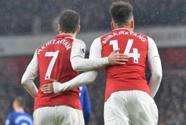 Henrikh Mkhitaryan confirmed to feature in Chelsea fixture