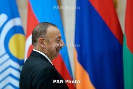 После приписания Алиеву слов «Мы поставим Армению на колени» азербайджанское СМИ исчезло из сети