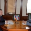 Deputy Russian Defense Minister in Armenia for high-level meetings