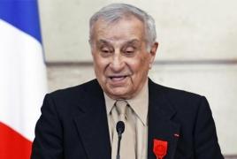 French-Armenian resistance fighter, hero Arsene Tchakarian dies at 101