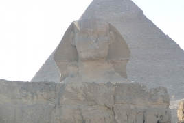 """""""New Sphinx"""" discovered in Egypt's Luxor"""
