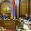 Пашинян: Нужно решить проблему орошения без выпуска воды из озера Севан