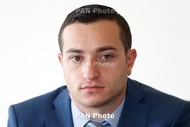 Armenia Diaspora Minister visits Boston area