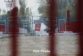 Citizen of Guinea detained while trying to cross Turkey-Armenia border
