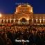Մարզերից  ավտոերթով գալիս են Երևան՝ Փաշինյանի հանրահավաքին մասնակցելու