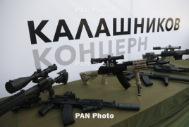 Armenia to start producing new Kalashnikov rifles
