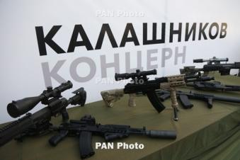 Armenia to start producing new Kalashnikov rifles