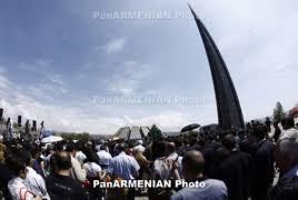 Замглавы МИД Израиля в Ереване: Он почтил память жертв Геноцида армян