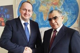 «Пришло время дать дорогу молодым»: Посол Армении в Украине уходит в отставку