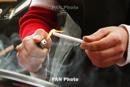 Armenia could impose major fines under proposed smoke-free law