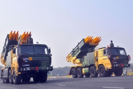 Armenia said to be interested in acquiring Indian Pinaka rocket system