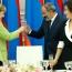 Официальный ужин в честь канцлера ФРГ в Ереване: Меркель пригласила Пашиняна посетить Германию
